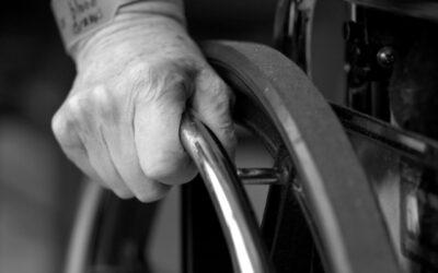 Novo apoio para paraplégicos e pessoas com paralisia cerebral no SNS