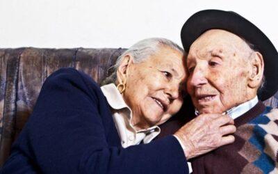 O casal mais velho do país jurou há quase 78 anos que só a morte o iria separar.
