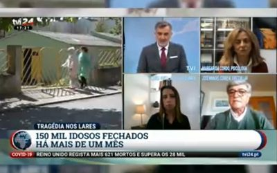 Puro Cuidado presente na TVI24